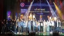 Hội Nhạc sĩ Việt Nam tặng Bằng khen cho các tiết mục xuất sắc tại Liên hoan các ban nhạc toàn quốc 2019