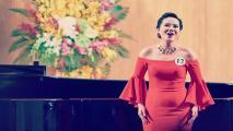 Nữ nghệ sỹ opera Khánh Ngọc: Cẩn trọng rèn những kỹ thuật khó
