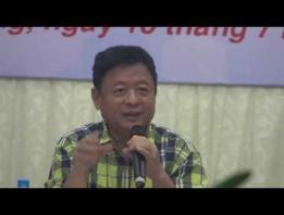 Embedded thumbnail for Ban Chấp hành Hội Nhạc sĩ tại Đà Nẵng (7-2018)