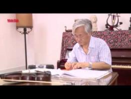Embedded thumbnail for Cây vĩ cầm lặng lẽ - PSG.NGND Hoàng Cương
