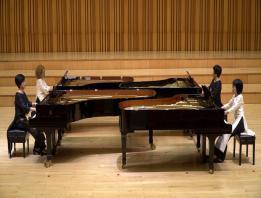 Embedded thumbnail for Tổ khúc cho 4 piano của Đặng Hữu Phúc
