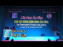 Embedded thumbnail for Toàn cảnh Liên hoan âm nhạc khu vực đồng bằng sông Cửu Long 2017