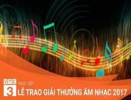 Embedded thumbnail for Tường thuật Lễ trao giải thưởng Âm nhạc 2017 Hội Nhạc sĩ Việt Nam