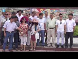 Embedded thumbnail for Chuyến thăm và thực tế sáng tác tại Tây Ninh của các Nhạc sĩ Cần Thơ