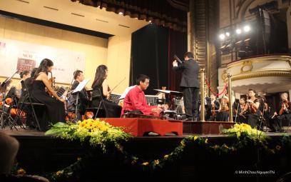 Khí nhạc chuyên nghiệp: Từ nốt thăng xuống nốt trầm