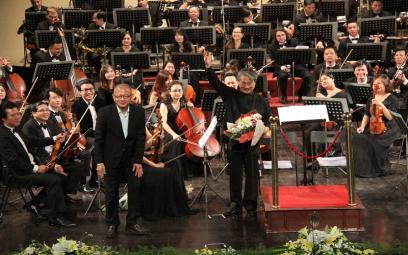 Festival Âm nhạc mới Á - Âu: chùm ảnh 2