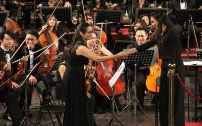 Festival Âm nhạc mới Á - Âu: chùm ảnh 3