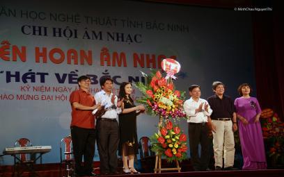 Ngày Âm nhạc 2018 tại Bắc Ninh: chùm ảnh 1