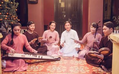 Khởi động chương trình âm nhạc Tinh hoa nhạc Việt
