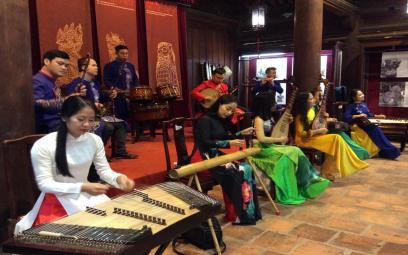 """Festival Âm nhạc mới """"Á - Âu"""" lần thứ III tại Việt Nam 2018: Các chương trình tham quan"""