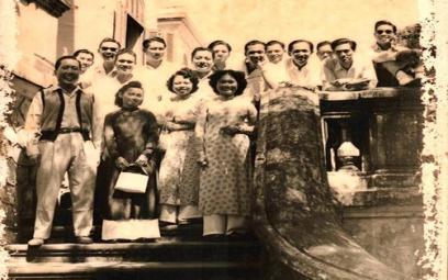 Ban Việt Nhạc - Đài Phát thanh Hà 1949