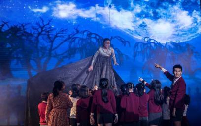 Đưa nghệ thuật tới cộng đồng: Nhìn từ dự án nhạc kịch Matilda