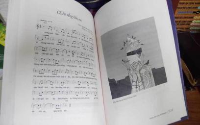 Guitar ánh sáng và bóng tối - dấu ấn độc đáo của Nguyễn Hữu Hồng Minh
