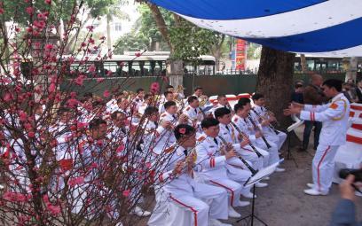 Hội Nhạc sĩ Việt Nam tổ chức gặp mặt hội viên Xuân Kỷ Hợi 2019