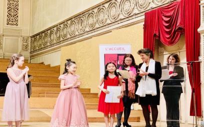 Tài năng nhí Nguyễn Nguyên Lê đoạt giải Nhất cuộc thi âm nhạc quốc tế tại Bỉ