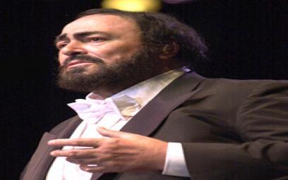 Ca sĩ opera Pavarotti Luciano (Tenor, 1935-2007)
