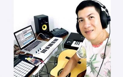 Nhạc sĩ Hoài An: Trách nhiệm ghi lại vẻ đẹp con người và đất nước