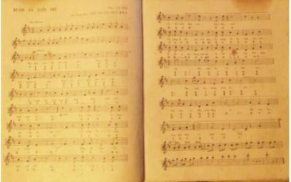 Những tác phẩm để lại của nhạc sĩ La Hối