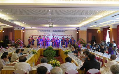 Bảo tồn và phát huy giá trị Nhã nhạc Huế, vốn được UNESCO công nhận là di sản văn hóa của nhân loại