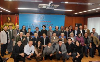 Hội Nhạc sĩ Việt Nam 60 năm đồng hành cùng dân tộc (Đề dẫn Hội thảo)