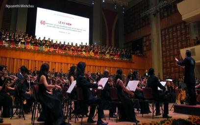 Đào tạo âm nhạc đỉnh cao ở Việt Nam