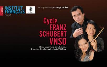 Chùm nhạc Franz Schubert