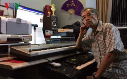 Nhạc sĩ Hoàng Lương: Tâm huyết cả đời gửi vào nốt nhạc