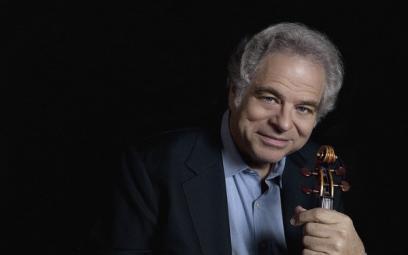Nhạc sĩ vĩ cầm khuyết tật số 1 thế giới Itzak Perlman
