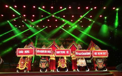 Liên hoan Âm nhạc Khu vực Nam Trung Bộ và Tây Nguyên 2017