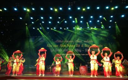 Tổng kết Liên hoan Âm nhạc khu vực Nam Trung Bộ và Tây Nguyên 2017