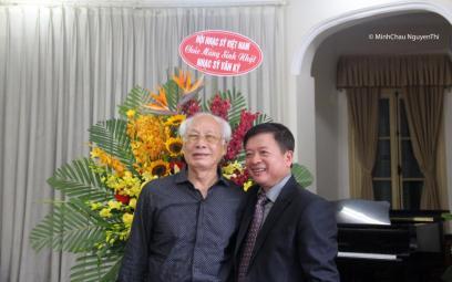 Bài phát biểu tại lễ mừng sinh nhật nhạc sĩ Văn Ký