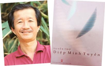 Diệp Minh Tuyền: Nụ hôn in dấu khuyên tròn