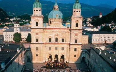Salzburg - Nơi phải đến của người yêu nhạc cổ điển