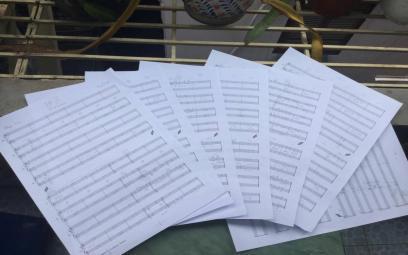 Suite cho bốn đàn piano