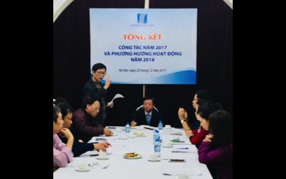 Hội nghị Tổng kết công tác năm 2017 và phương hướng hoạt động năm 2018 của Văn phòng Hội nhạc sĩ Việt Nam