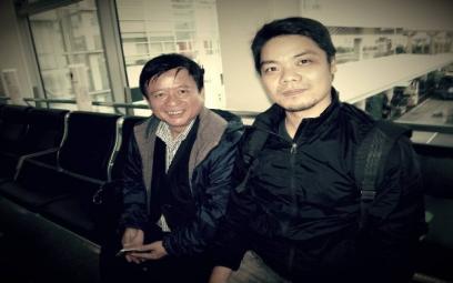Phỏng vấn nhạc sĩ trẻ Trân Lưu Hoàng