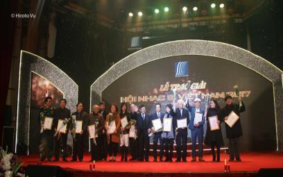 Tọa đàm Giải thưởng Hội NSVN 2017. (P2)