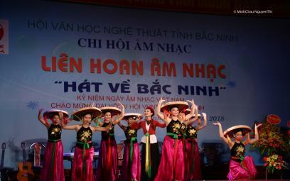 Ngày Âm nhạc 2018 tại Bắc Ninh: chùm ảnh 2