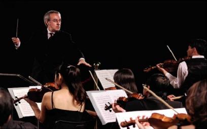 Chân dung các nhạc trưởng qua ống kính Nguyễn Đình Toán: chùm ảnh 1