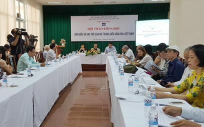 Các nhà nghiên cứu lo Việt Nam mất chủ quyền với đàn bầu