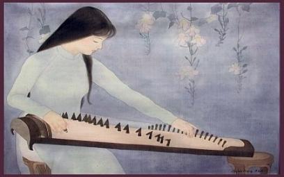 Gửi người chơi đàn tranh