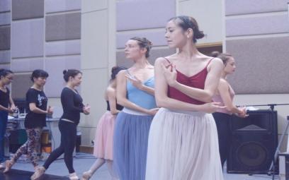 Biểu diễn vở vũ kịch 'Giselle'