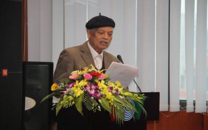 Chùm ảnh 3 Hội thảo kỷ niệm 60 năm Hội Nhạc sĩ VN tại Hà Nội