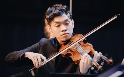 Nghệ sĩ violin Thiện Minh: Trở về từ Na Uy để phát triển nhạc cổ điển