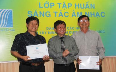 Lớp tập huấn tại Tây Ninh: Chùm ảnh 2