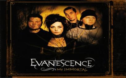 Ca khúc 'My Immortal': Nỗi buồn bất tử