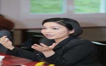 """""""Mỹ Linh: Tôi muốn tập trung vào sự nghiệp giáo dục âm nhạc"""""""