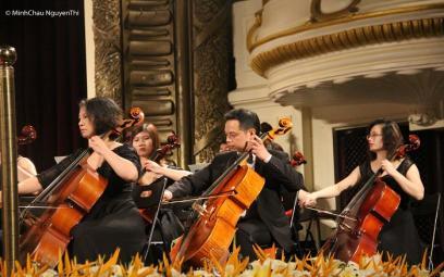 Ngày Âm nhạc Việt Nam 2017 tại Hà Nội