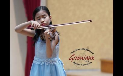 Embedded thumbnail for Nguyên Lê 10 tuổi đoạt giải nhất Cuộc thi Quốc tế Grumiaux 2019