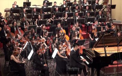 Embedded thumbnail for Nguyễn Thế Vinh: Rhapsody của Rachmaninov với chủ đề của Paganini